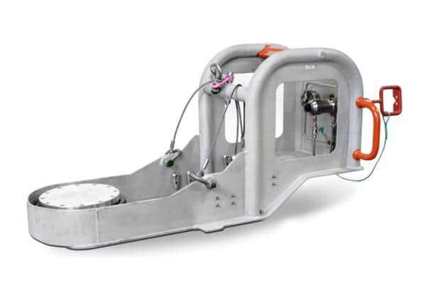 TMT 12″ Adjustable Spool Support Jacking Tool