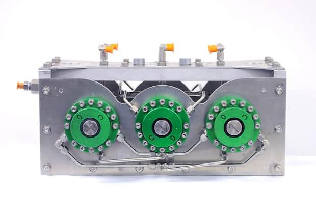TMT Dual Port Hot Stab Control Unit MK2