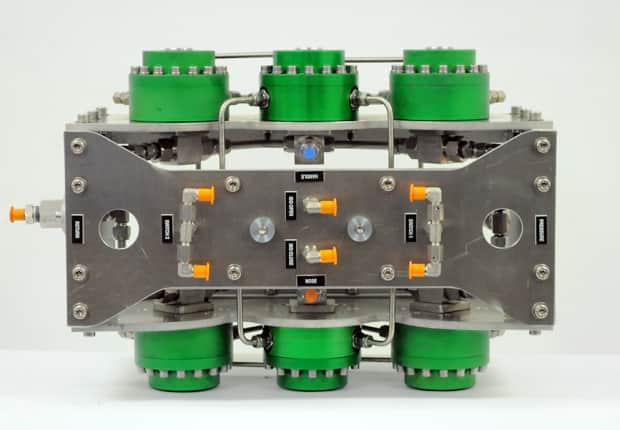 Dual Port Hot Stab Control Unit MK2