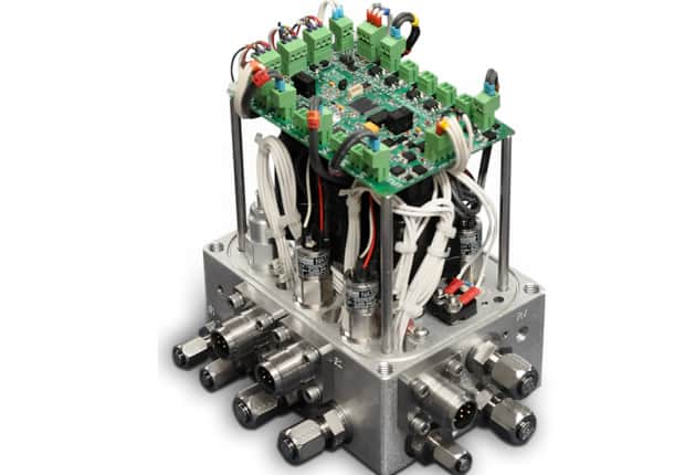 Two Function Manifold