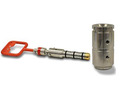 TMT 2 Port Hot Stab ISO Type B