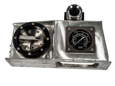 TMT Back Seal Test Unit