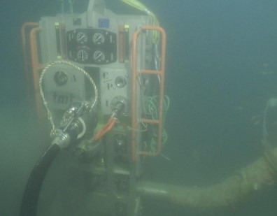 Hot Tap Tool Subsea