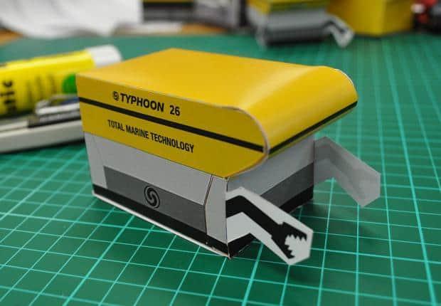 Typhoon Mk2 Paper Class